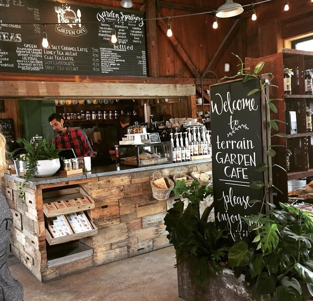 Brunchin\' at Terrain Garden Cafe Anthropologie\'s Restaurant ...