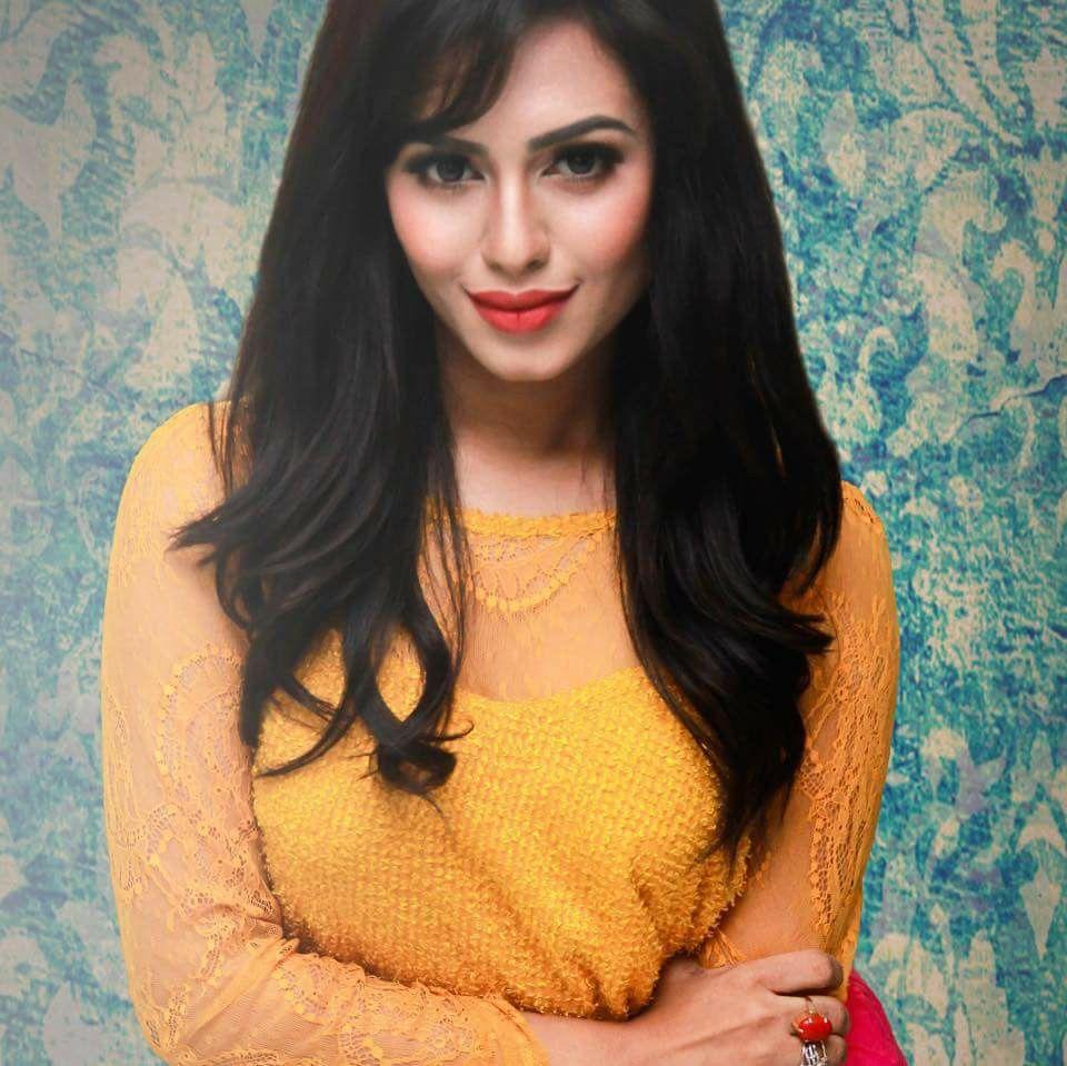 Nusraat Faria Mazhar Hot Photos and Biography   Actress