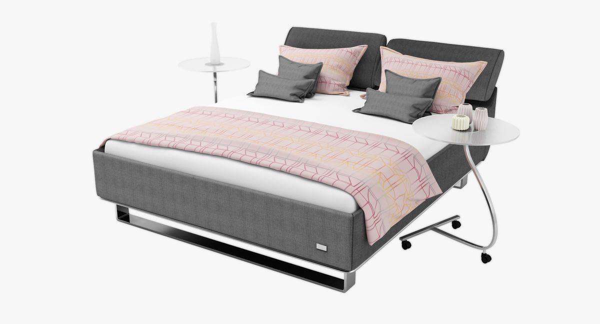 Bed Ruf Betten Casa 3d Max 3d Model Bett Ruf Betten Beder