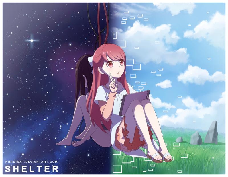 Shelter anime Anime, Kỳ ảo, Nghệ thuật