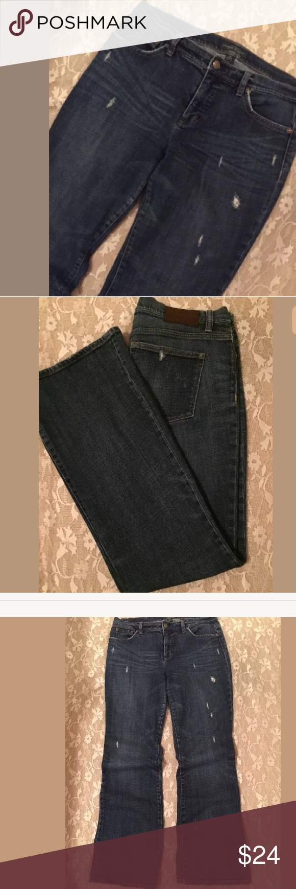 Ralph Lauren Jeans Size 8 See last pic for description Ralph Lauren Jeans Boot Cut