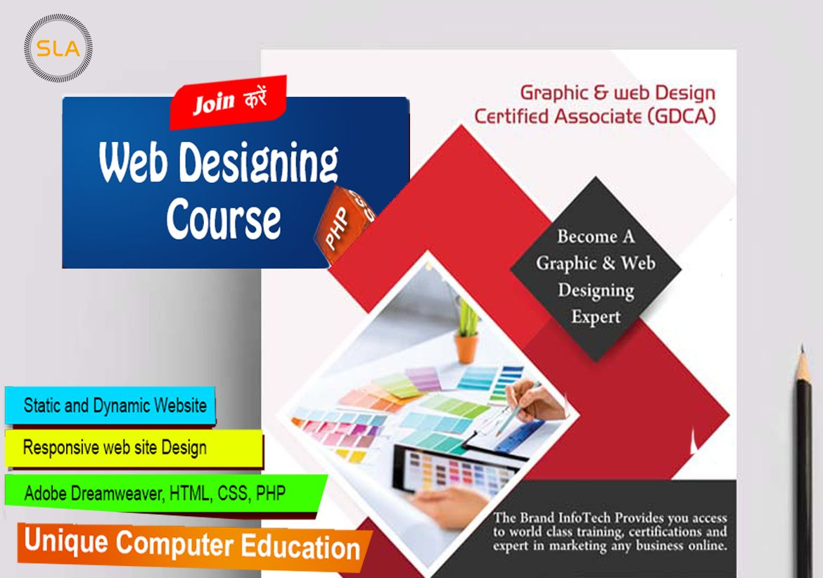 Web Designing Course Become An Expert Of The Web Designing Web Design Course Web Design Website Design