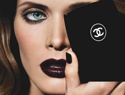 Chanel Rouge Noir Lipstick I Think I Need You Chanel Makeup