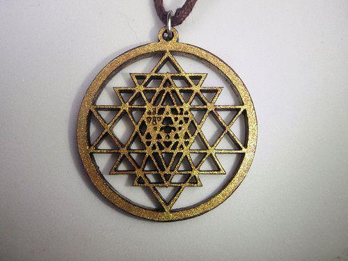 Sri Yantra talisman