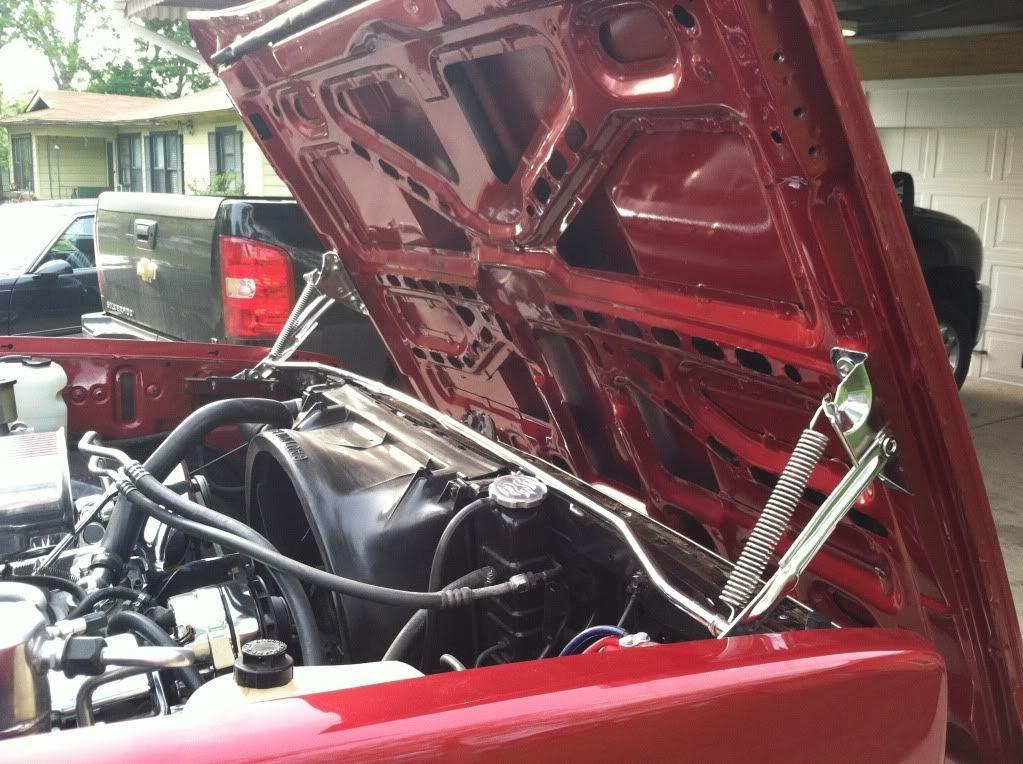 Reverse Hood Hinge For 81 87 Chevy Truck 87 Chevy Truck Chevy Trucks C10 Trucks