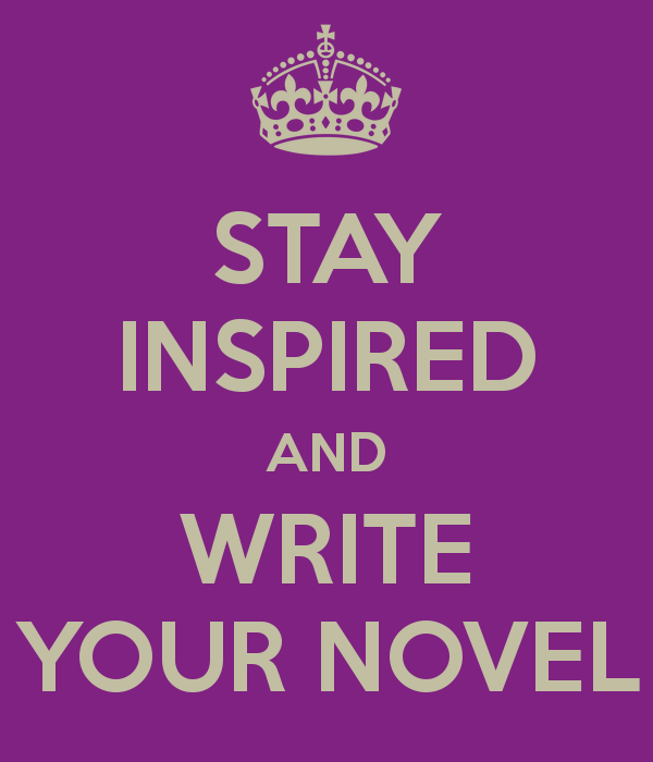 write your novel