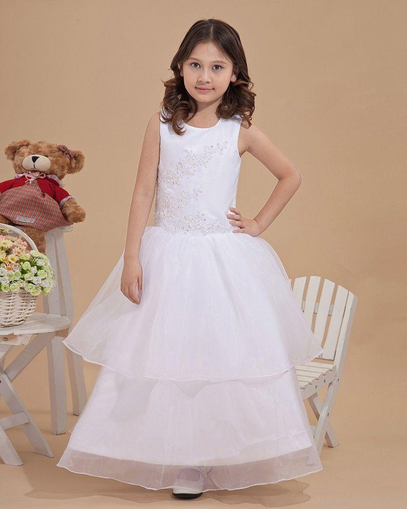 The little princess dress pinterest princess strapless ankle length bead embellishment flower girl dress read more ombrellifo Choice Image