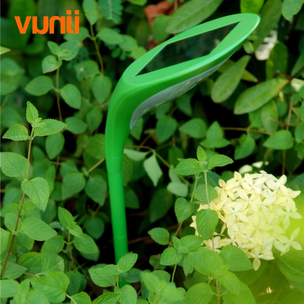 Yunji Waterproof IP65 LED Solar powered Lawn lamp outdoor decorative ...
