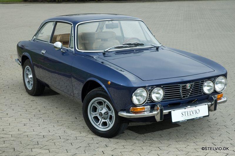 Alfa Romeo 2000 GT Veloce - 1972 - Stelvio