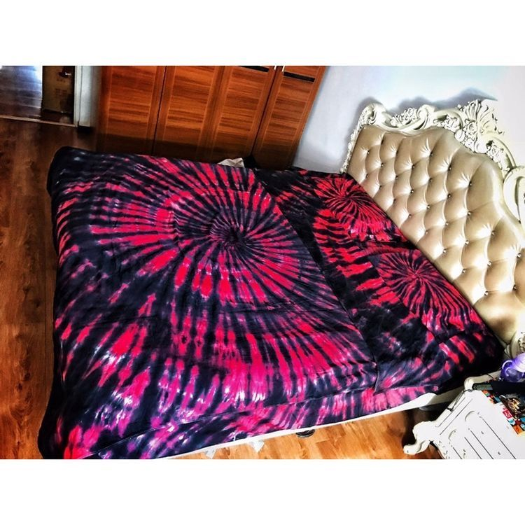 Pin by Cassandra Parks on Crafts in 2020 Tie dye bedding