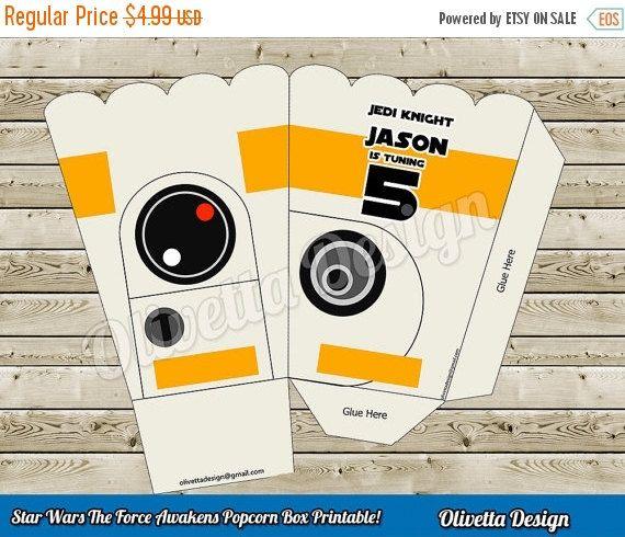 kit gratis para imprimir de star wars - Buscar con Google | Star ...
