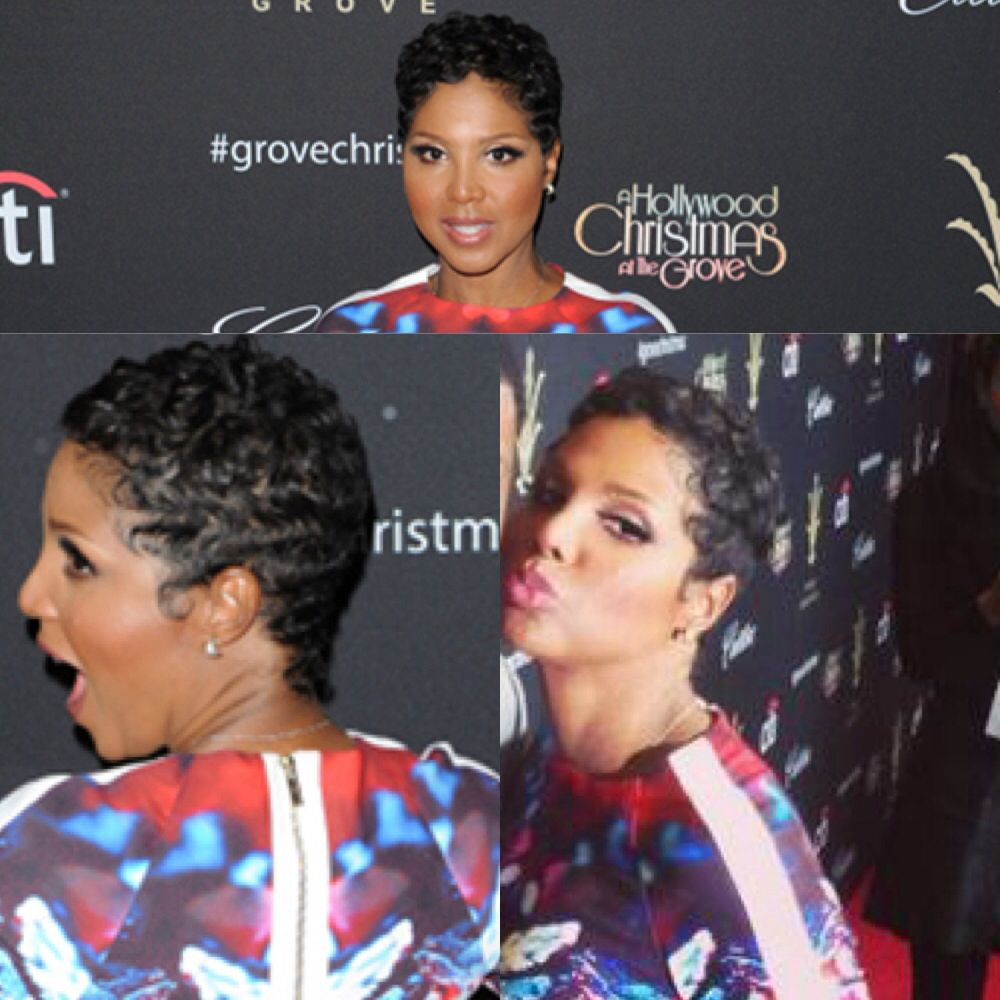 close cropped, wavy shag|toni braxton | make me over | make up and