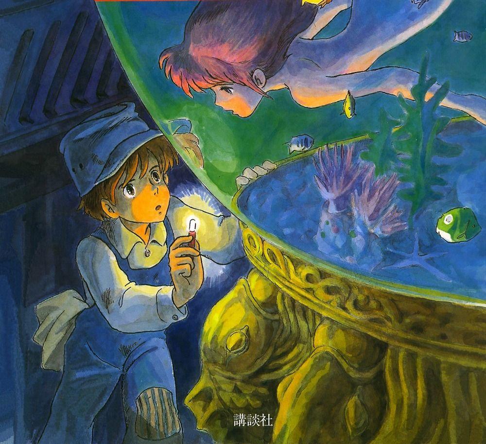 ジブリ Ghibli おしゃれまとめの人気アイデア Pinterest Kaololipop 絵 アニメ マンガアート 絵