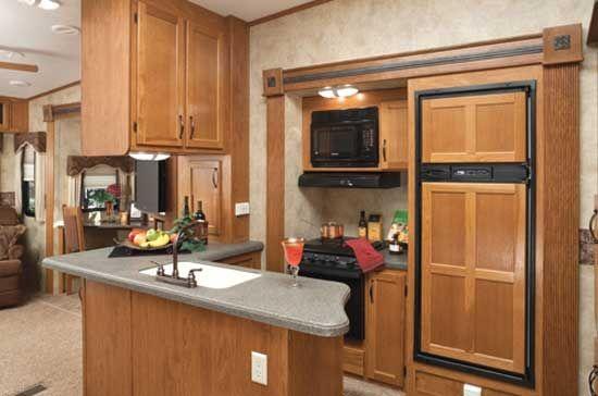 2011 Keystone Montana Mountaineer Fifth Wheel; Really Nice Kitchen Layouts:   Part 42