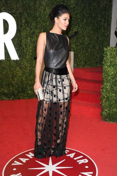 Jessica Szohr Evening Dress - Jessica Szohr Dresses