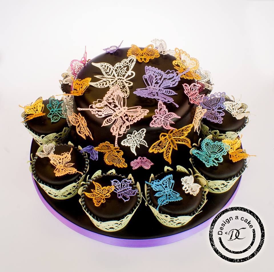 46+ Butterfly cake decorations uk ideas in 2021