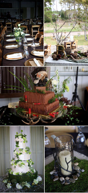 Camo Wedding Decorations | Mossy Oak Camo Wedding ...