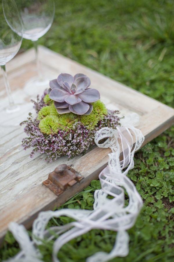 vintage wedding idea