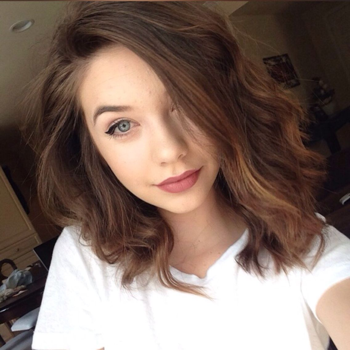 Im In LOVE With Amanda Steeleu0027s Hair! Thinking Of Cutting Mine Like Hers?