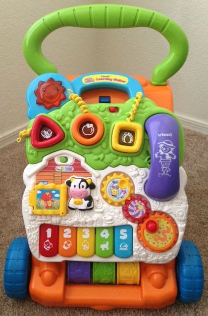 Top Vtech Toys : The vtech sit to stand learning walker is best toy for