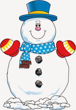 Photo Snowman Clipart Christmas Clipart Christmas Drawing