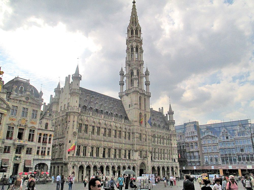 Brussels - Grand Place, Grote Markt