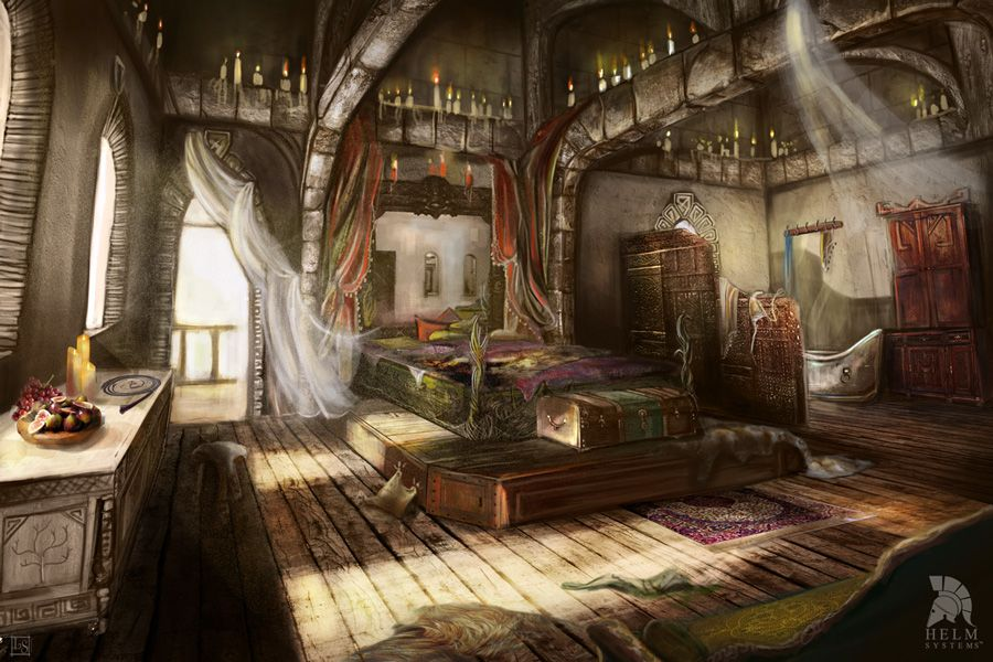 Helgas Room Concept By On
