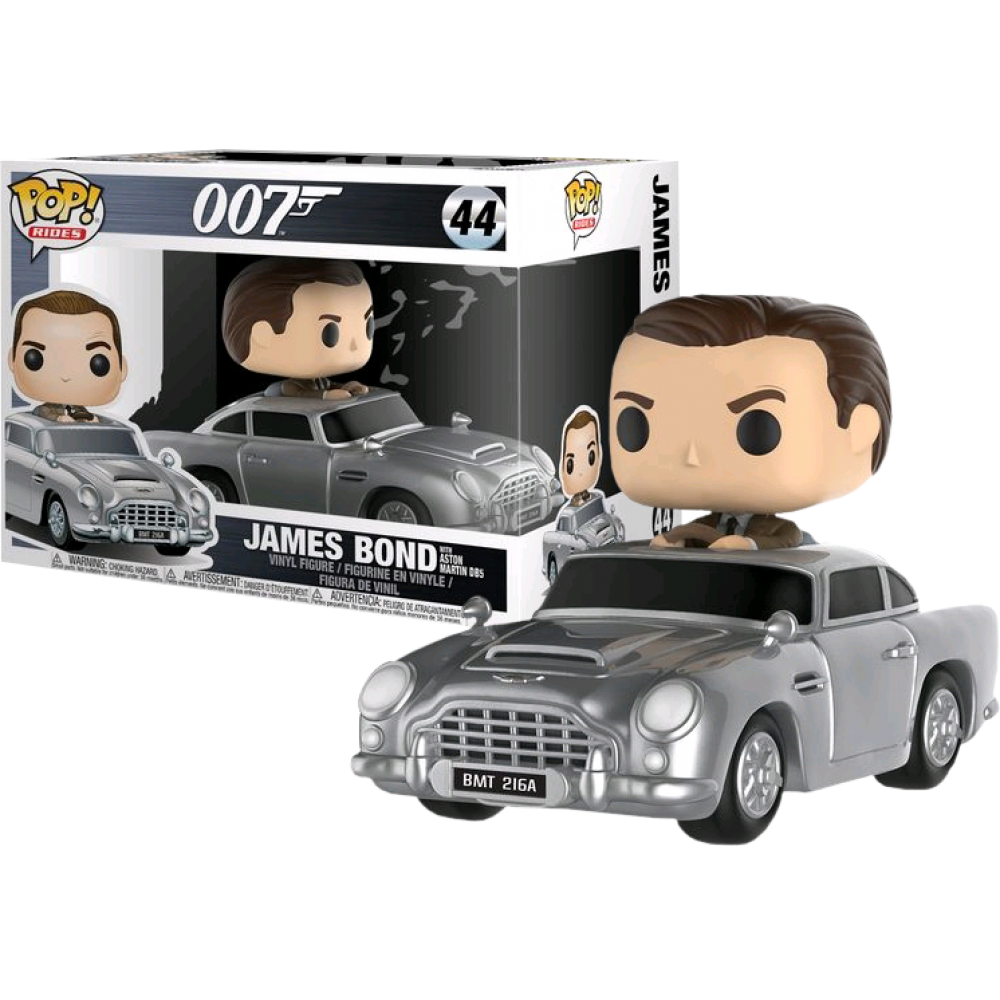 James Bond James Bond Toys James Bond Vinyl Figures