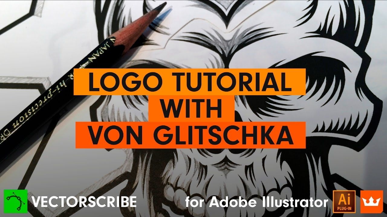 Illustrator Logo Tutorial: Von Glitschka why upgrade to VectorScribe
