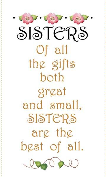 I Love My Sisters Michelle Jazmine And Marilyn I Thank God For You