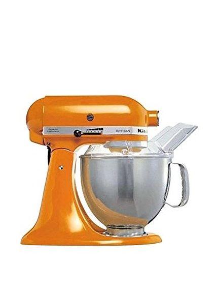 KitchenAid Robot Da Cucina Ksm150PsetgKüma Artisan Arancione su ...