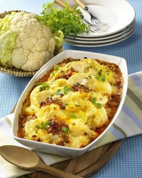 Photo of Hearty cauliflower mince bake recipe DELICIOUS