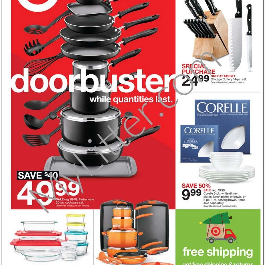 Target Black Friday Ad Scan and Deals | Food | Pinterest | Extreme ...
