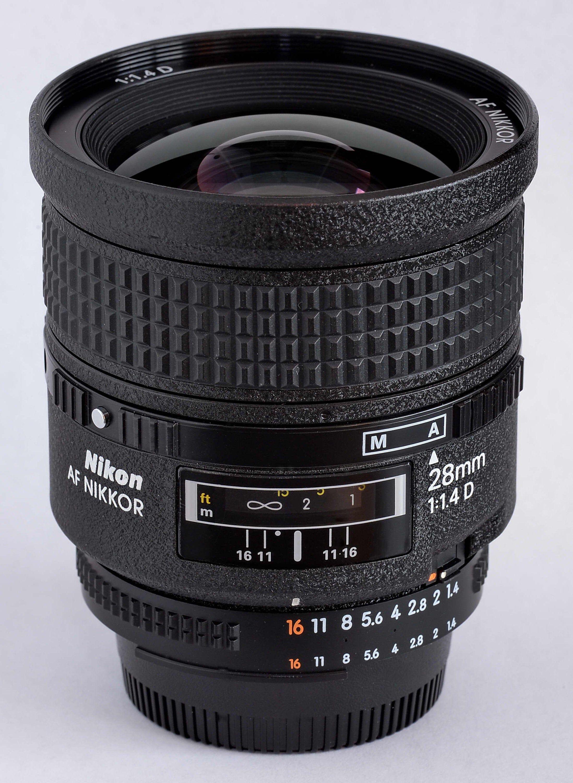 Nikkor Af 28mm F 1 4 D Super Fast Wide Angle Prime Lens Af D Etsy Prime Lens Wide Angle This Or That Questions