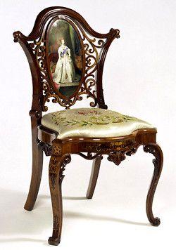 Pin von karen boisselle resinski auf sitting pretty - Viktorianische mobel ...
