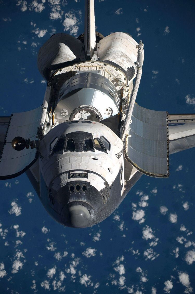 visit space shuttle discovery - photo #13