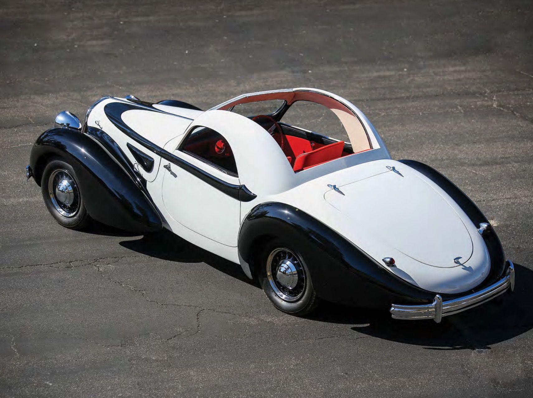 1937 Delahaye 135M Coupe | motos y autos disegn | Pinterest