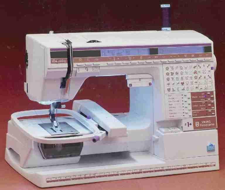 Sewing Machine Husqvarna Viking Sewing Machines Then Now