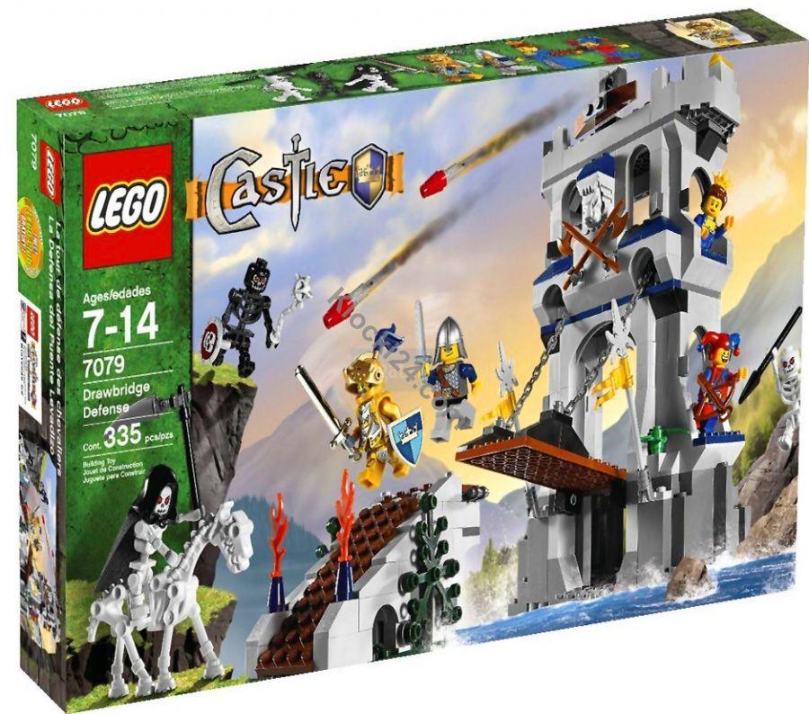 Lego Castle Drawbridge Defense Dowodzone Przez Wszechmocnego