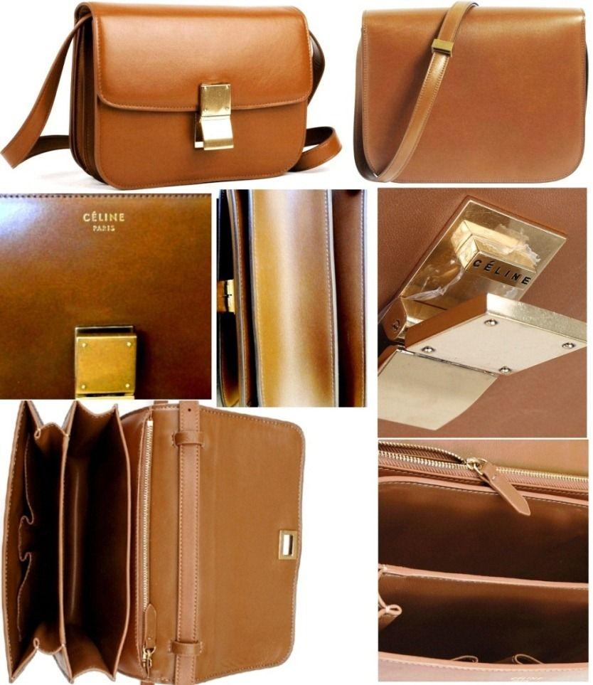 celine box bag -  seriously 615a7431400bc