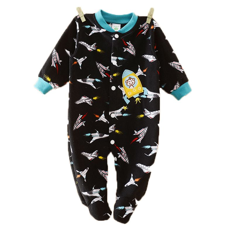2244cdd6c Brand New BABY ROMPERS Foot Cover Baby Girl s Pajamas Romper Newborn ...