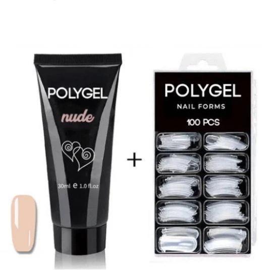 Premium Polygel Nail Kit In 2020 Polygel Nails Gel Nail Kit Nail Kit