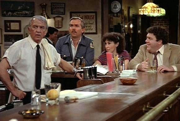 Image result for Cliff and Norm