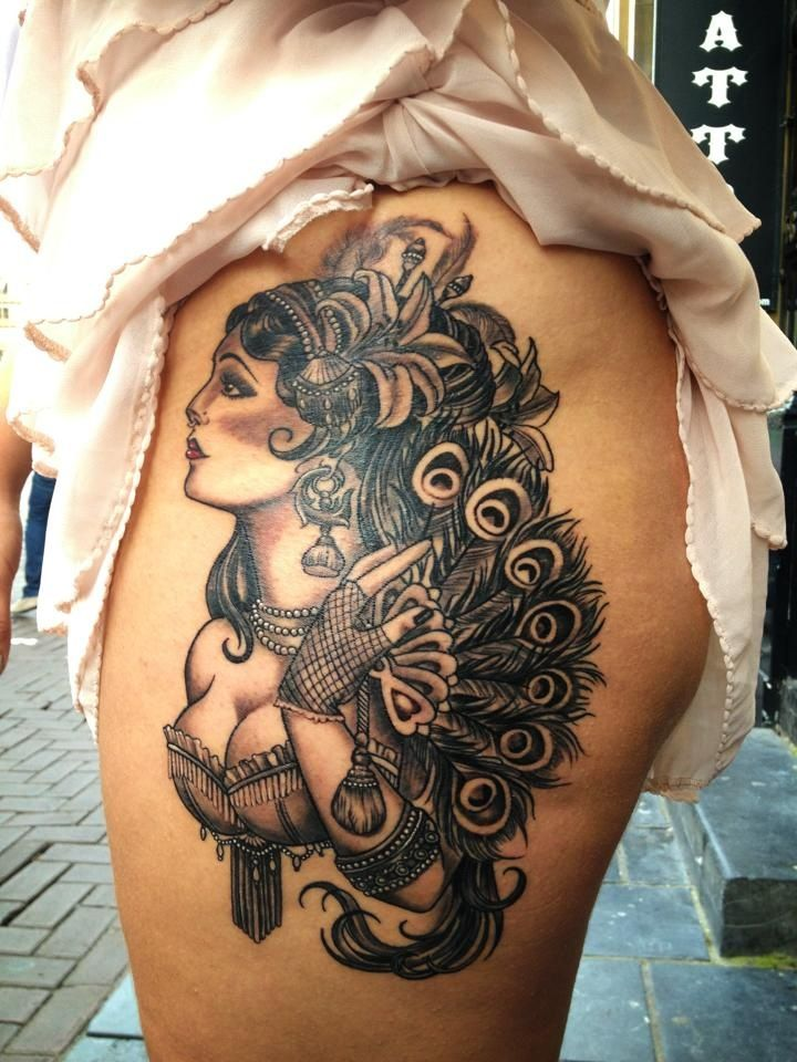 By Gabriel Fernandez Gorgeous new tattoo