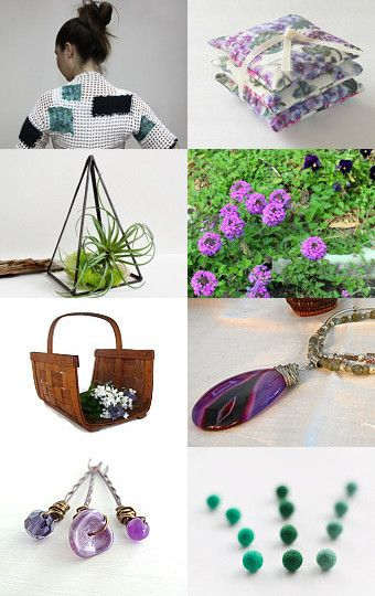 In The Floral Garden  by Robin on Etsy--Pinned with TreasuryPin.com