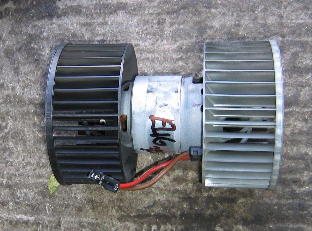 Bmw E46 Heater Fan