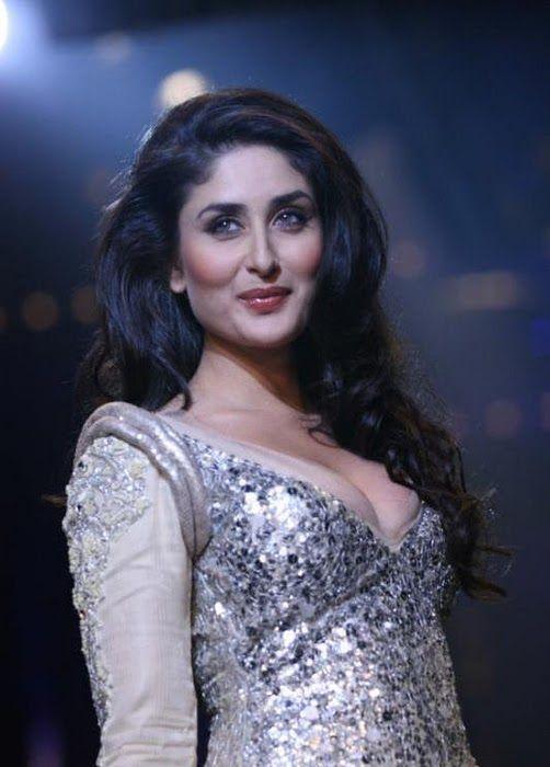 Kareena Kapoor Hot Sizzling Photos In White Dress  Karina -6785