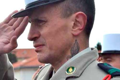 Tattoos In The French Foreign Legion Google Search Foreign
