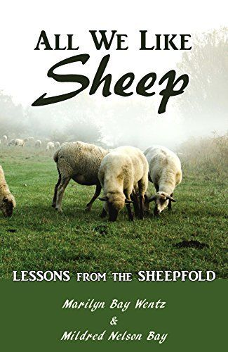All We Like Sheep: Lessons from the Sheepfold - Kindle