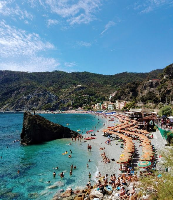 Best Places For Holiday In June: Cinque Terre Yoga Retreat, June 2019